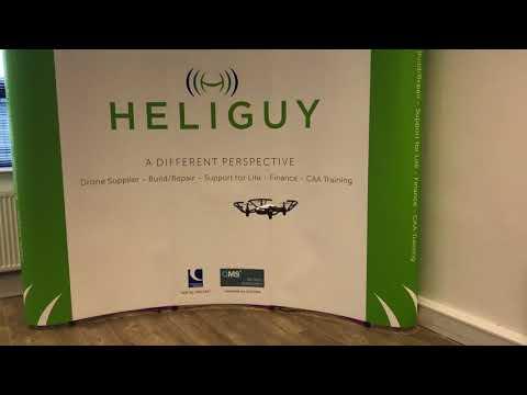 Coding with the Ryze Tello | Heliguy