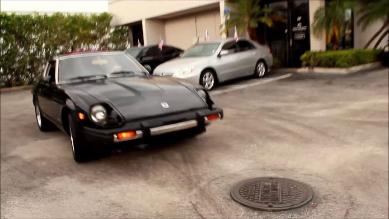 1980 Datsun 280zx Youtube