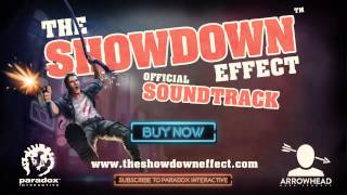 Songs of The Showdown Effect - Official Soundtrack