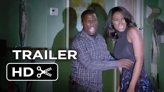Ride Along Official Theatrical TRAILER (2014) - Kevin Hart Comedy HD