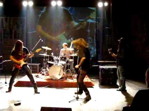 SABBATHAGE - N.I.B. (Live at IlkhomRockFest, Tashkent).flv