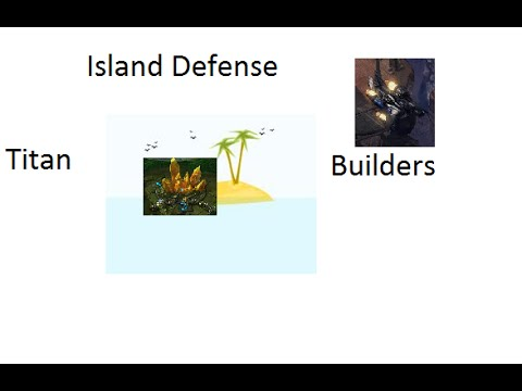Island Defense Game 82  
