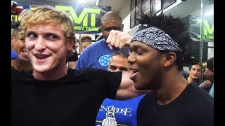 WHY KSI IS GOING TO LOSE AGAINST LOGAN PAUL...