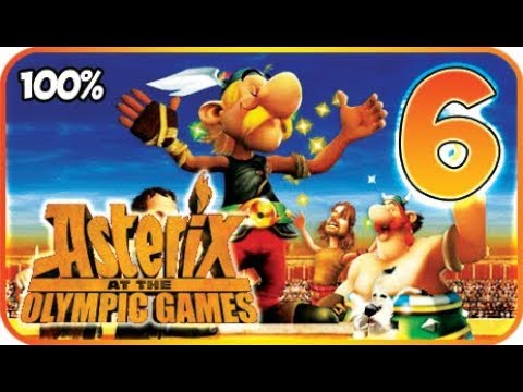 Asterix at the Olympic Games Full PC Game Free Download ...