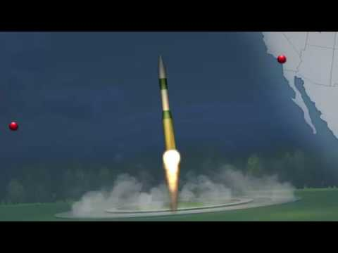 US tests unarmed intercontinental ballistic missile