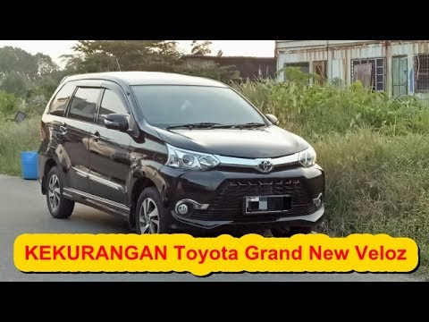 Kelebihan Dan Kekurangan Grand New Avanza 2016 Corolla Altis Review Toyota Veloz Youtube