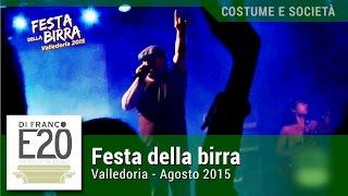 Festa della Birra Valledoria 2015