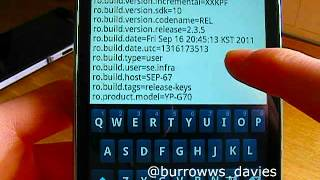 Changing Build.Prop file any Android Device ( Day 2 )