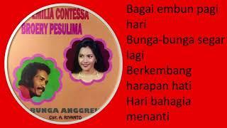 Emilia Contesa dan Brury Pesulima - Setangkai Anggrek Bulan