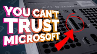 Here's ANOTHER reason you CANNOT trust Microsoft!