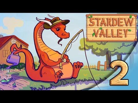 Get Stardew Valley [1.1 Update] - 2. Fishing Fallback - Let's Play Stardew Valley Gameplay Screenshots