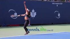Naomi Osaka at Rogers Cup