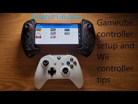 Dolphin Emulator - Gamecube Controller Setup And Wii Controller Tips
