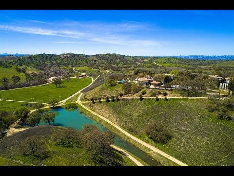 Incomparable Sprawling Ranch in Paso Robles, California | Sotheby's International Realty