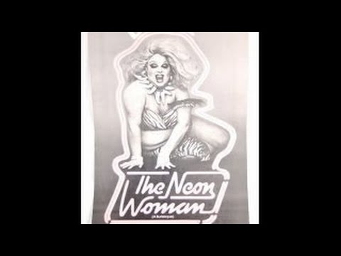 The Neon Woman (1979) starring DIVINE! The original stage show filmed LIVE! - Horr FPro