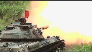 総火演 『74式戦車』 特集 JGSDF [Type 74 Battle Tank] Special