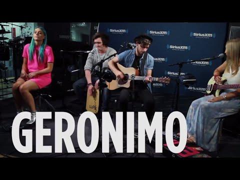 "Sheppard ""Geronimo"" // Alt Nation // SiriusXM"
