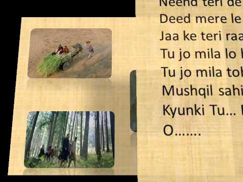 Tu jo mila(Dekhna na mudke) video song...