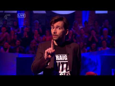 David Tennant Assures Us That Everything Will Be Alright  The Last Leg
