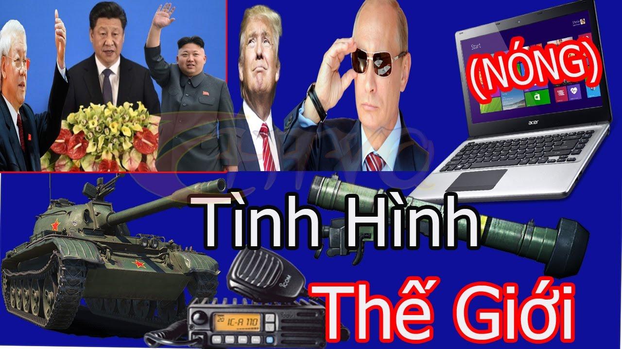 Tin nóng tình hình thế giới 22-5-2017 - #5 Tin Tức Việt Nam Và Thế Giới  Buổi Sáng