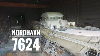 Nordhavn 7624 - A Perfect Boat Will Launch On September 2017
