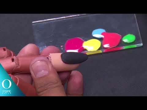 Tile Gel de Daniel Zárate  // Organic® Nails