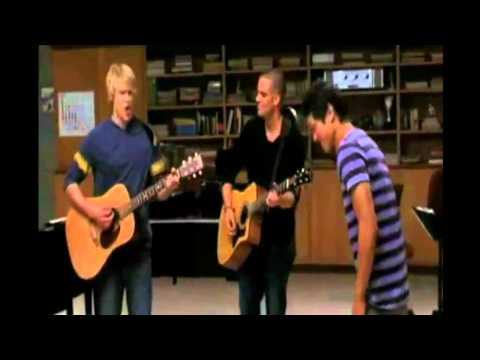 S.O.S Jonas Brothers Glee style xD