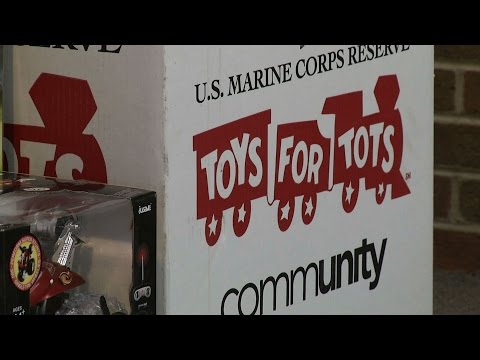 Toys for Tots LPD SnapShot - December 2016
