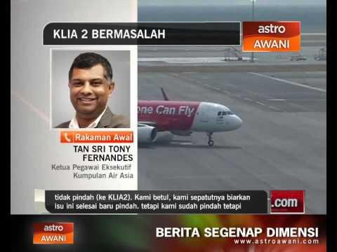 AirAsia lahirkan kekecewaan terhadap MAHB