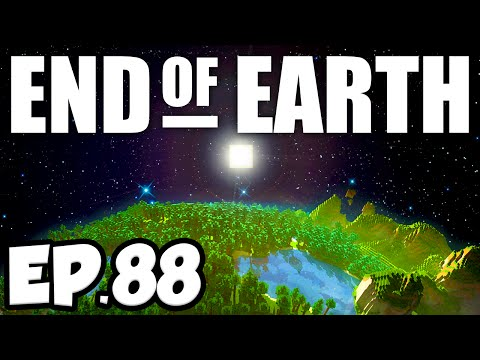 End of Earth: Minecraft Modded Survival Ep.88 - ME TERMINAL!!! (Steve's Galaxy Modpack)