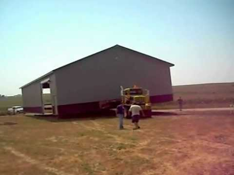 Moving a 50x80 Morton Building