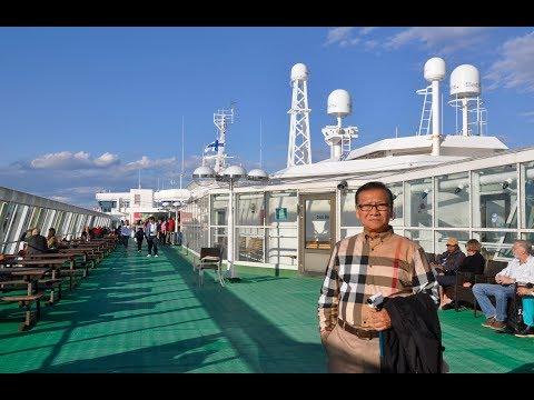 Sam Laksanasut's World Travel.Stockholm Sweden To Helsinki Finland.Part 1