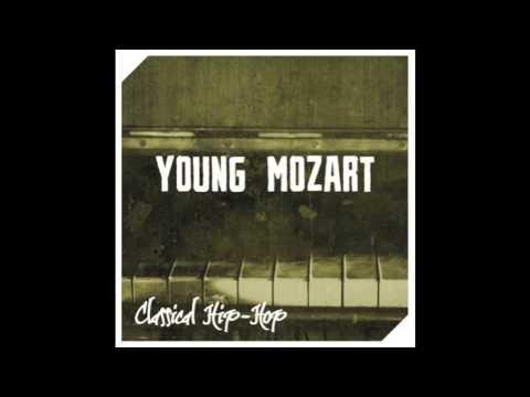 Young Mozart Hip Hop - Magazine cover