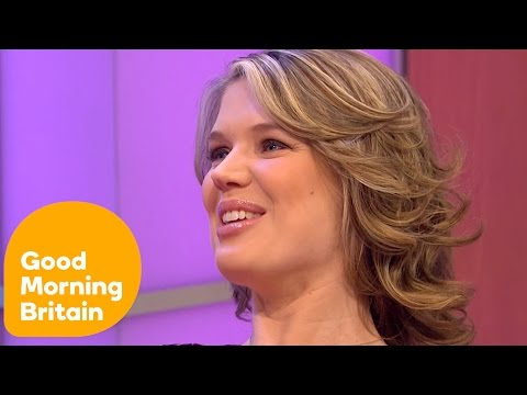Charlotte Hawkins Prepares For Maternity Leave | Good Morning Britain