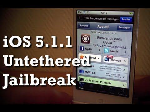 ios 5.1 jailbreak iphone 4s