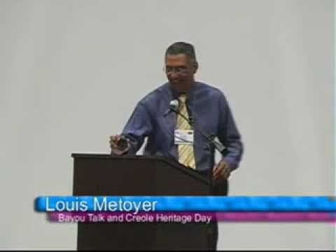 Creole Heritage Celebration 1: Bayou Talk and Creole Heritag