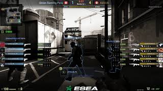 [esp] esea open latam - xuxan vs union gaming / de_train bo1