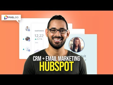 Tutorial Hubspot en Español: CRM e Email Marketing #UnMejorMarketing thumbnail