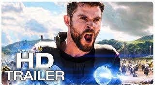Thor Arrives In Wakanda Fight Scene - AVENGERS INFINITY WAR (2018) Movie CLIP HD