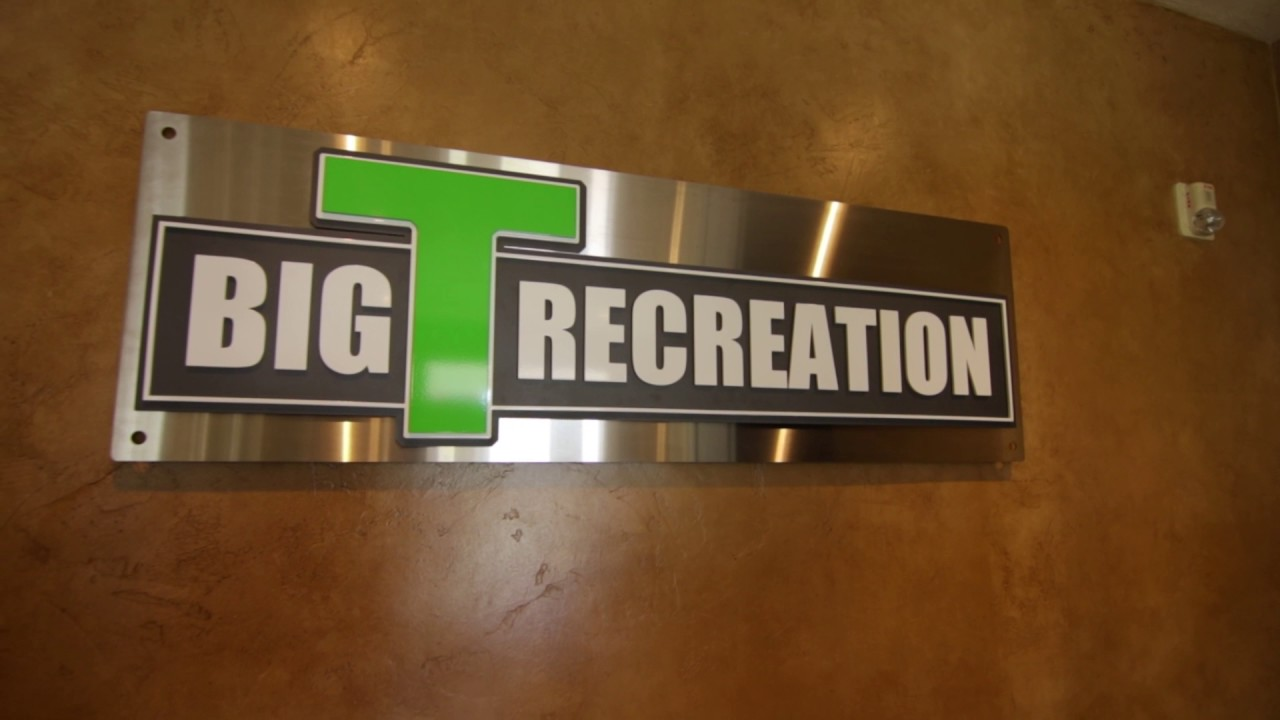 Custom Metal Interior Office Signs - YouTube