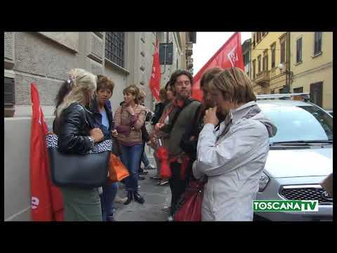 2017-09-19 FIRENZE - LAVORO, AGENZIA DELLE ENTRATE, PRESIDIO ADDETTI