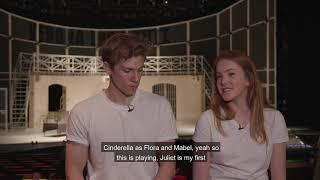 Meet the Cast: Romeo and Juliet - Montague Cast