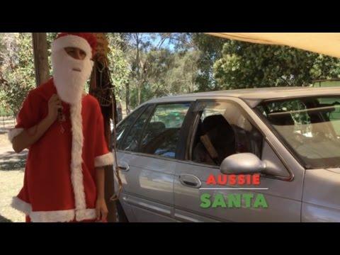 Aussie Santa!