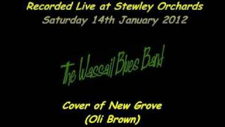 Wassail Blues Band Cover Of Oli Brown's - New Grove