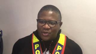 #Mbalula says #Uber has restored dignity to struggling celebrities