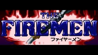 SNES Longplay The Firemen / スーパーファミコン ザ・ファイヤーメン