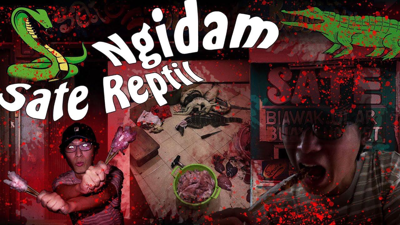 CHALLENGE 02: NGIDAM MAKAN SATE REPTIL