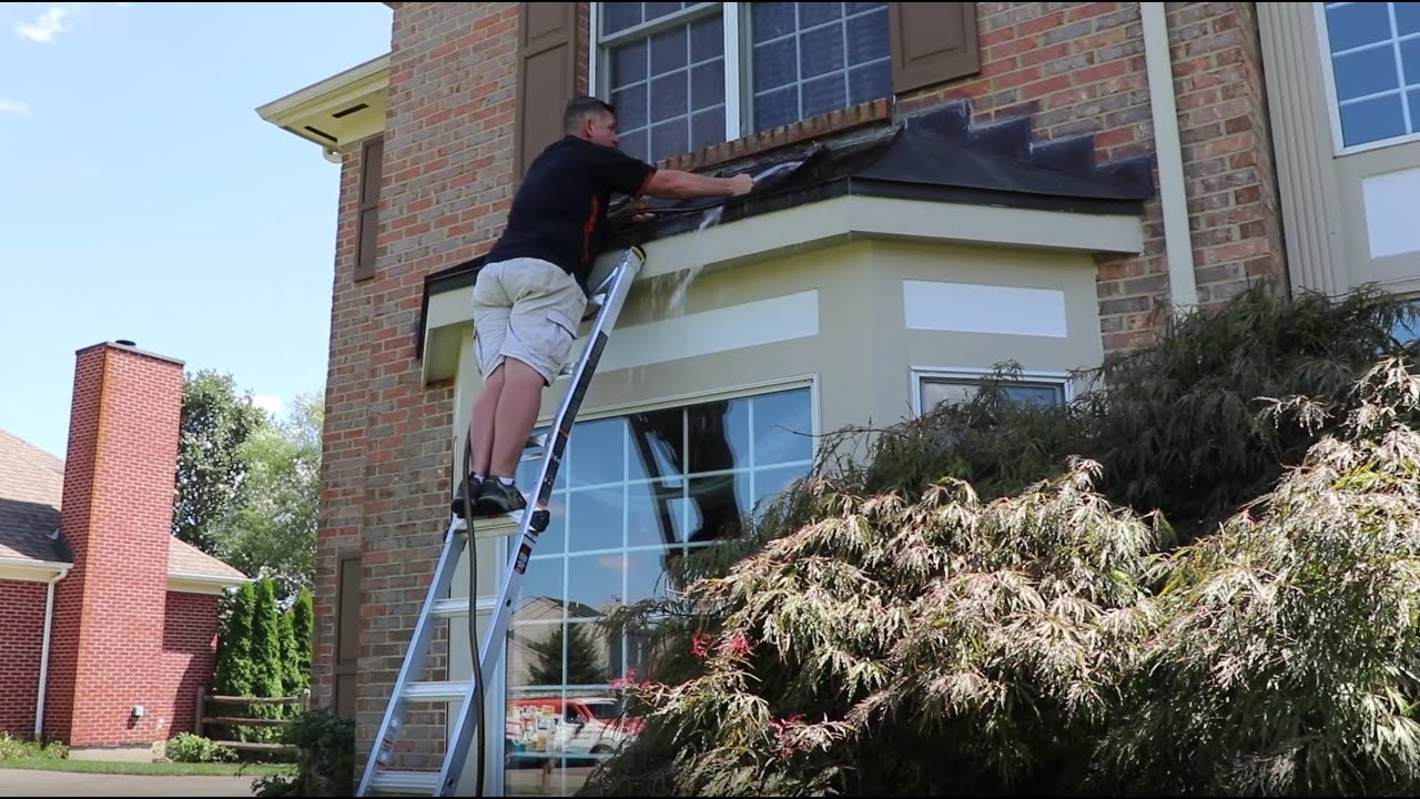 Diagnosing And Fixing A Bay Window Leak Promaster Home Repair You
