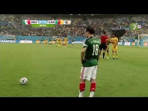 'Hablenseeeeeeeen' - Martinoli, México vs Camerún 2014