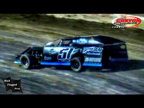 Modified Main At Canyon Speedway Park September 24th 2016